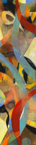 Dreamwork - Mandy-Bankson - colorful contemporary abstract paintings and archival prints