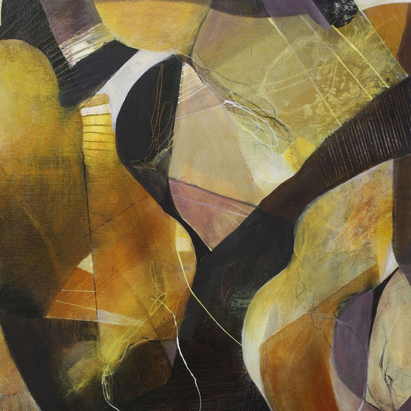 Seeking Wings - Mandy-Bankson - colorful contemporary abstract paintings and archival prints