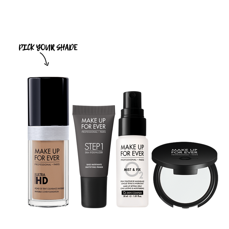 BOLD FACE FLAWLESS KIT - (₱ 6000 VALUE)