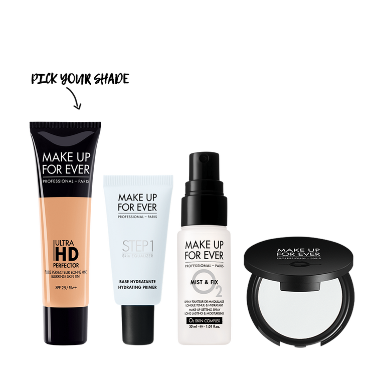 BARE FACE FLAWLESS KIT - (₱ 6000 VALUE)