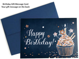 Birthday Chocolate Lover Bars Gourmet Favors Gift Box