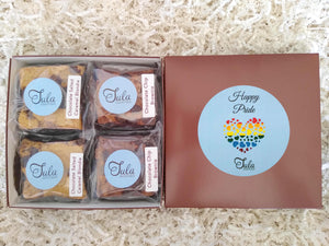 Happy Pride Gourmet Bars Favorites Gift Box
