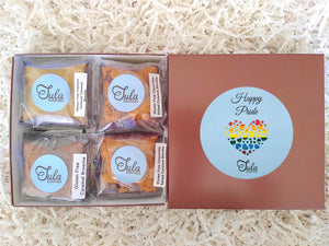 Gluten Free Happy Pride Caramel Lovers Bars Gourmet Gift Box