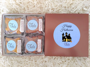 Gluten Free Halloween Gourmet Bars Favorites Wheat Free Snacks Gift Box