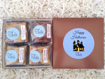 Vegan Halloween Gourmet Bars Favorites Dairy Free Snacks Gift Box