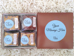 Vegan Personalized Gourmet Bars Favorites Gift Box