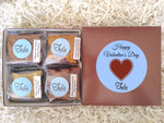 Gluten Free Valentines Gourmet Cookie Bar Sampler Baked Items Gift Basket