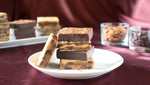 Mothers Day Cookie Bars Sampler Gift Box / Gourmet Care Package, Brownies & Blondies