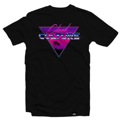 Cloud Culture | Clothing - Retro Miami T-Shirt