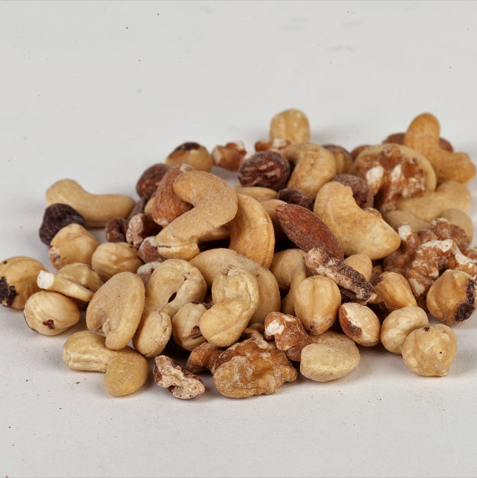 Organic Roasted Salted Mixed Nuts