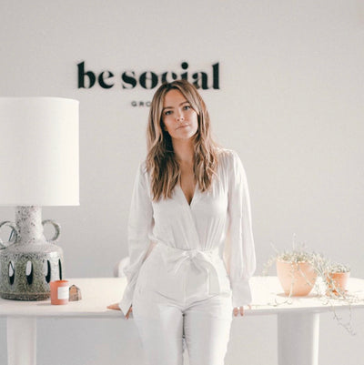 WCW: Meet Ali Grant, Founder and CEO of Be Social