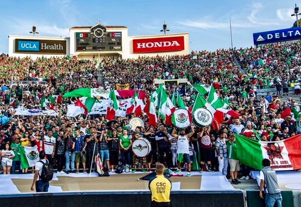 The Chant | An Open Letter to La Porra de Mexico