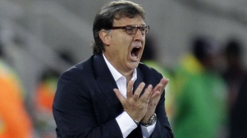 Is Tata Martino El Tri's Best Option?