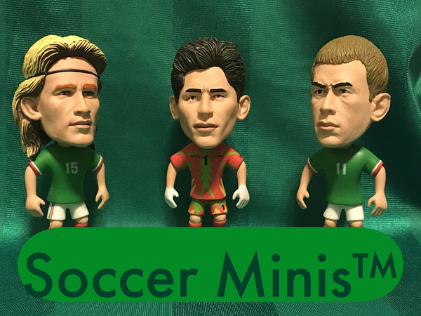 Soccer Minis Collectibles Are Here
