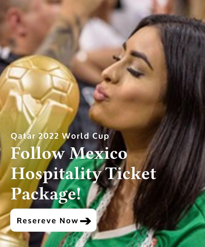 Mexico National Team Qatar World Cup Tickets