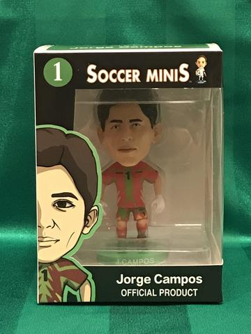 Collectors Edition Soccer Minis Jorge Campos