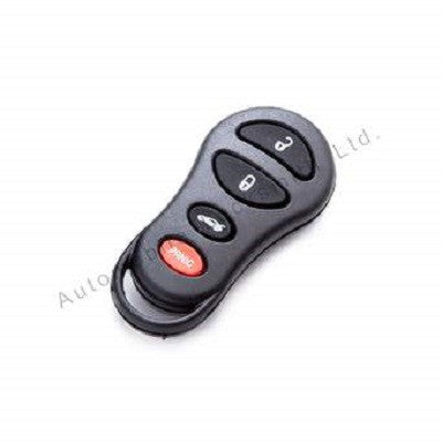 Chrysler - Dodge - Plymouth 4 Button Remote  R-CHY-9T-4