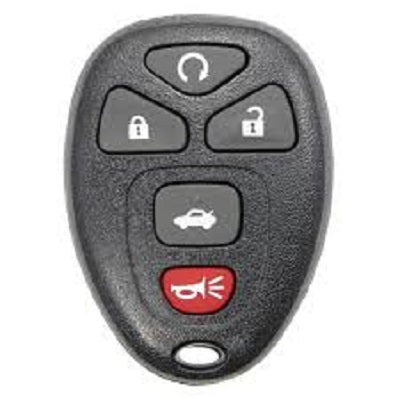 Buick, Chevrolet, Pontiac & Saturn REMOTE 5 Button w/REMOTE START GM-501