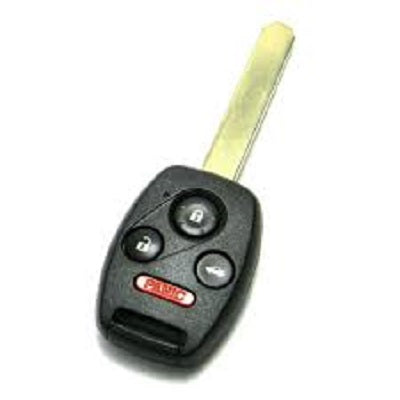Honda Remote Head Key 4 Button HON-401
