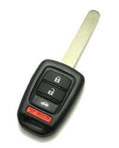 Honda Remote Head Key 4 Button   HON-MLB-4