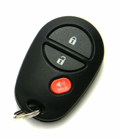 Toyota Remote 3 Button R-TOY-20T-3