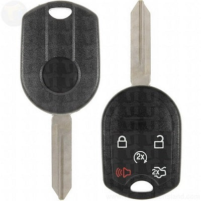 Remote Head Key - 5 Button -- Ford, Lincoln Vehicles  RK-FD-405