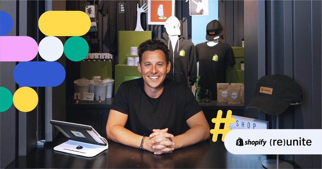 Shopify COOのHarley Finkelstein (ハーリー・フィンケルスティーン)