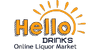 HelloDrinks Online Booze Market Home Alcohol Delivery