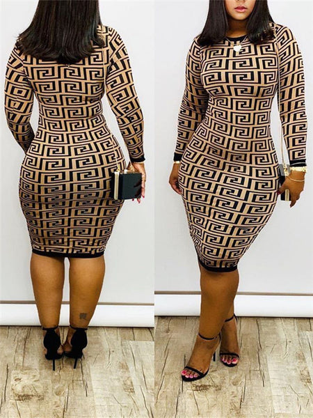 Off The Shoulder Lip Print Midi Dress
