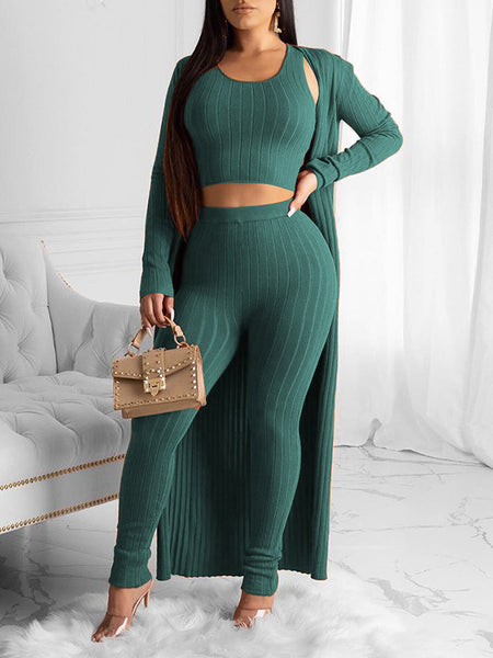 PU Zip Up Ruched Flare Jumpsuit