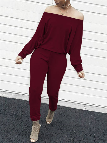 Casual Plaid Print Jumpsuit With Belt