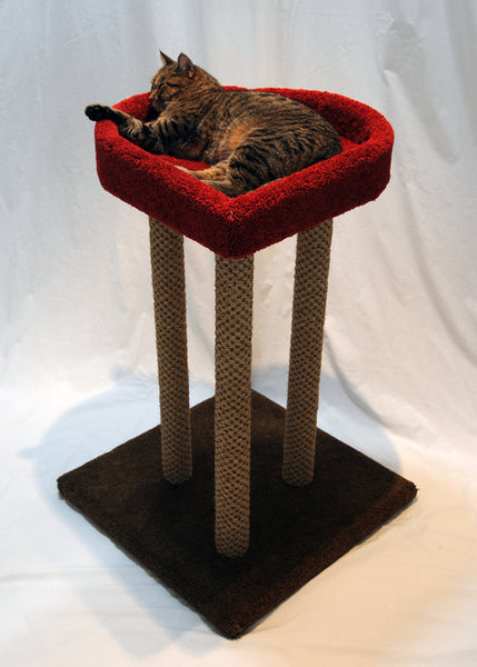 Love Heart Cat Tower