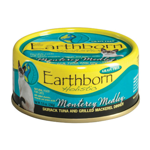 Earthborn Monterey Medley Holistic Wet Cat Food