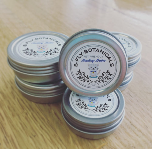 B.fly Botanicals Organic Pet-Friendly Healing Balm