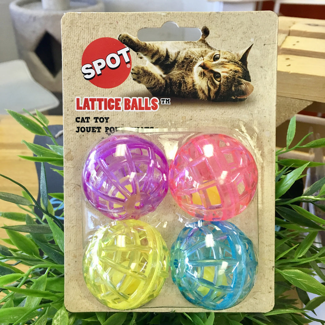 Ethical Pet Lattice Ball Toys