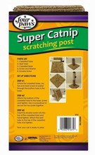 Load image into Gallery viewer, Four Paws Super Catnip Scratching Post