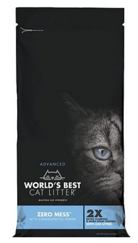 World's Best Cat Litter Advanced Zero-Mess