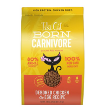 Load image into Gallery viewer, Tiki Cat Born Carnivore Deboned Chicken + Egg Kibble