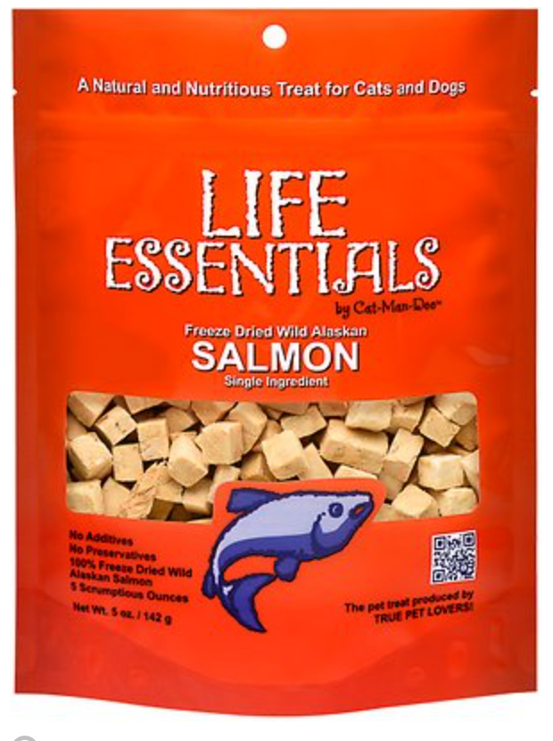 Premium Natural Salmon Treats