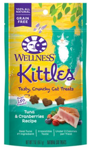 Load image into Gallery viewer, Wellness Kittles Treats - Tuna & Cranberry