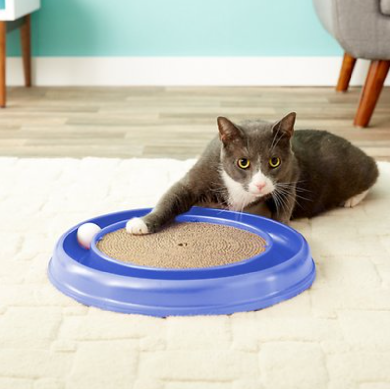 Turbo Scratcher with Ball