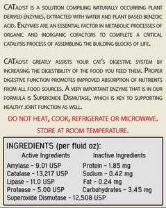 CATalyst Antioxidant Enzyme Formula - 2oz