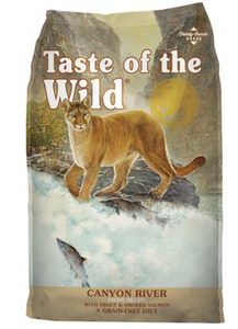 Taste of the Wild Canyon River Grain-Free Dry Food