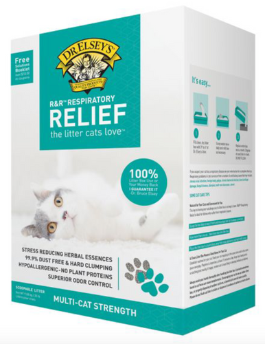 Dr. Elsey's Respiratory Relief Litter