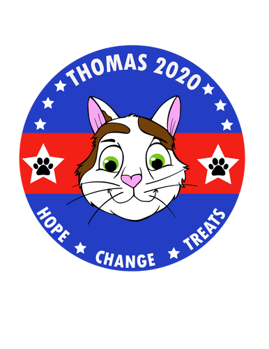 Thomas 2020 Sticker