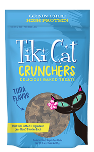 Tiki Cat Tuna Crunchers