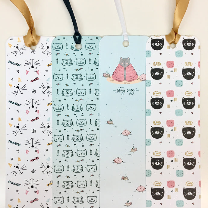 Just Cats Bookmarks