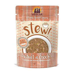 Weruva Stew! What a Crock Pouch