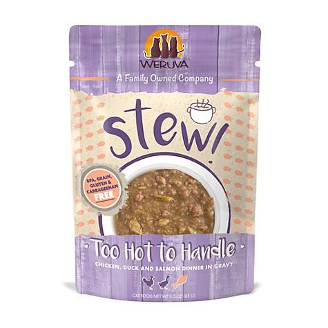 Weruva Stew! Too Hot to Handle Pouch