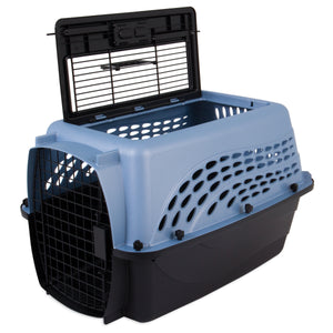 Petmate's Two Door Top Load Carrier